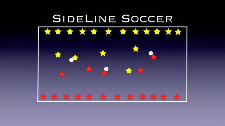 PE Games - Sideline Soccer
