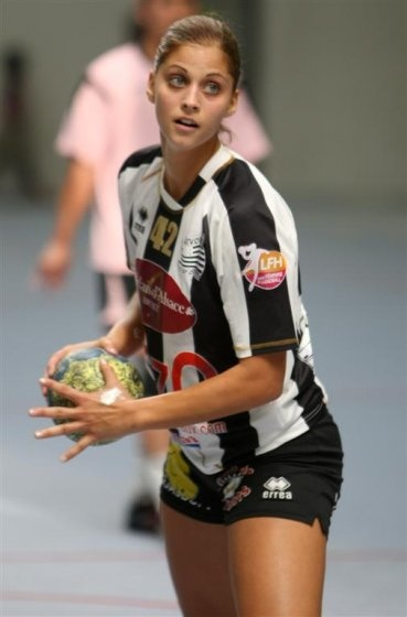 Tápai Szabina, hungarian handball player.