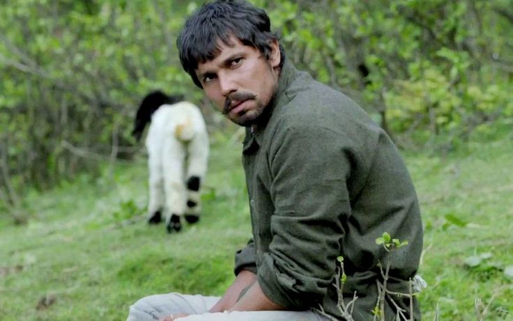 Randeep Hooda in Highway. This movie is amazing & the reason I have such a crush on the lead actor !