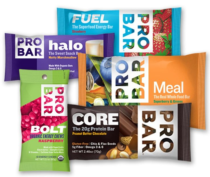 Probar is the leading provider of meal replacement for Food bar packaging
