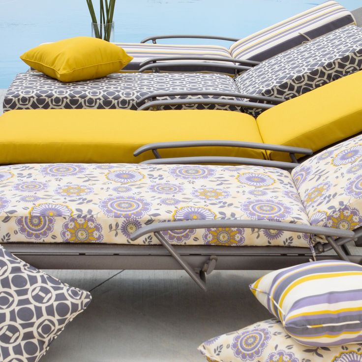 Im ordering these for my pool have to have it bella for Bella flora double chaise lounge
