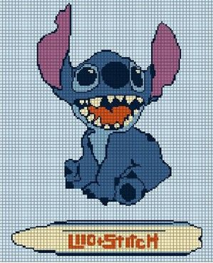 557 best images about stitch my fave 4ever on pinterest for Lilo and stitch arts and crafts