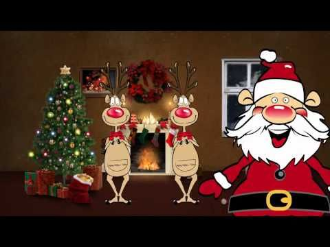 [Chanson de Noël] Vive le vent - YouTube