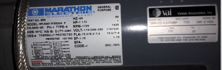 Marathon Electric 56B17F552GH motor is discontinued; suggested replacement is 56B17F5584