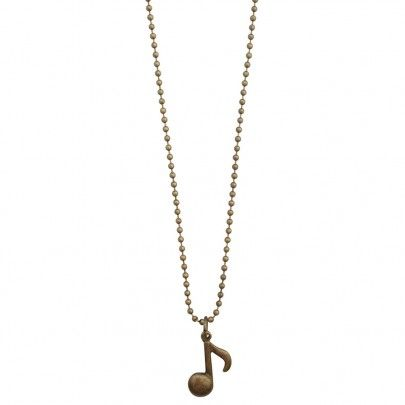Musical Necklace Bronze - Single Quaver 2 from Pentatonic Music - Rp 38.000