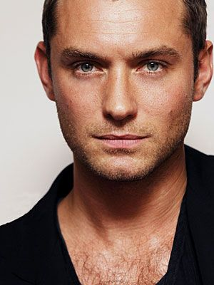 The beautiful Jude Law
