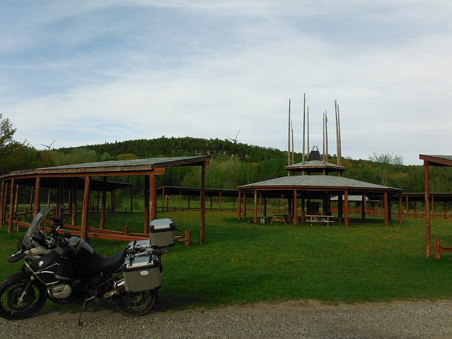 photo 4 michigeen pow wow grounds