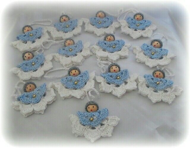 Christmas angels or even wedding favors
