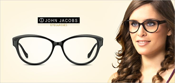 trendy eyewear  Trendy #eyewear from John Jacobs here www.lenskart.com #lenskart ...