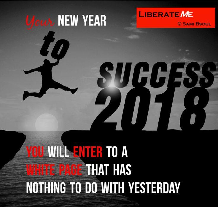 Your #NewYear. #LiberateMe