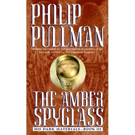 The Amber Spyglass (His Dark Materials, #3) What an imagination!