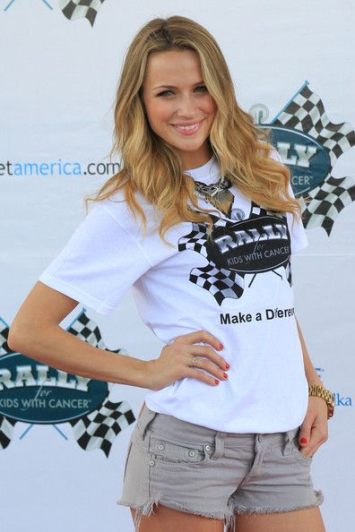 More Pics of Shantel VanSanten Long Curls (4 of 6) - Shantel ...