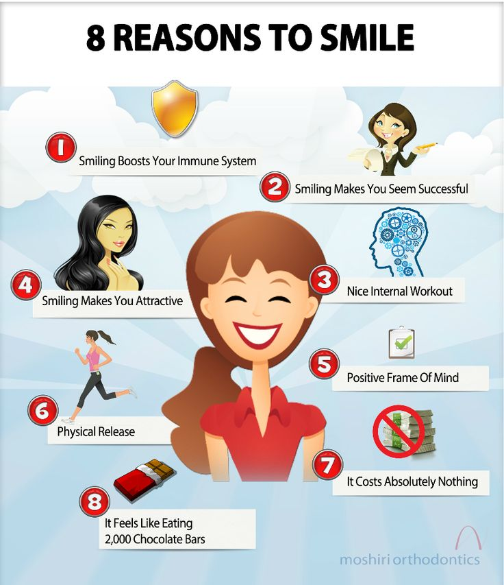 eight benefits to smiling Tional-linguistic skills (like smiling, cooing, babbling, using words, regulating strong emotions, read-ing, regulating their emotions, and demonstrating caring relationships with others) to ensure that these important behaviors continue to be.