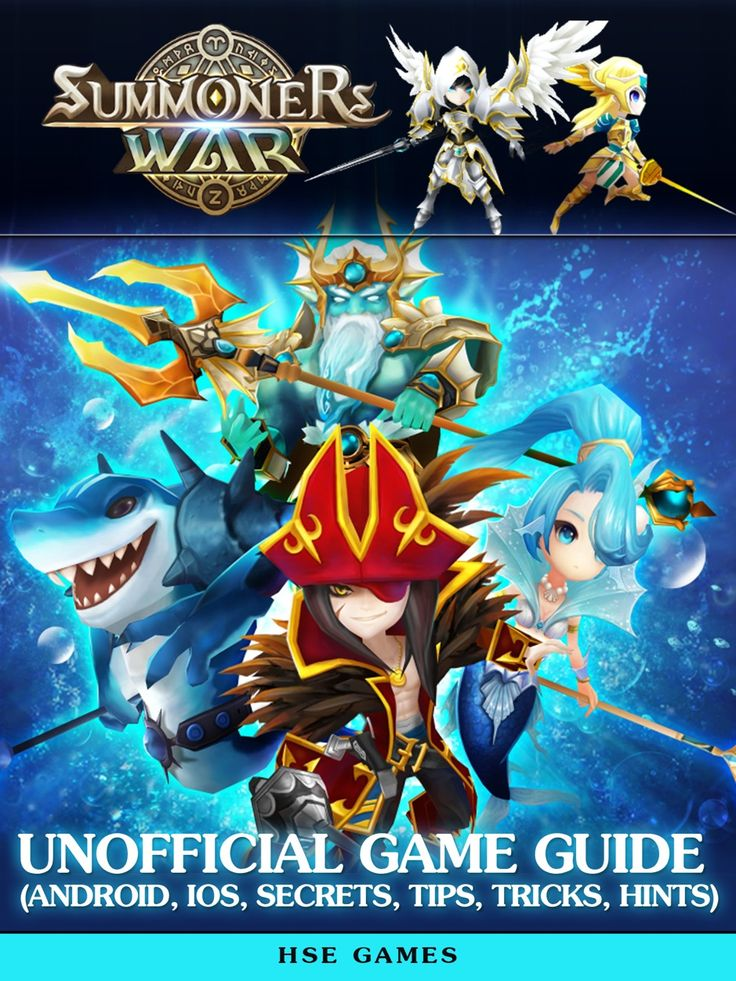 ?Summoners War Unofficial Game Guide (Android, iOS