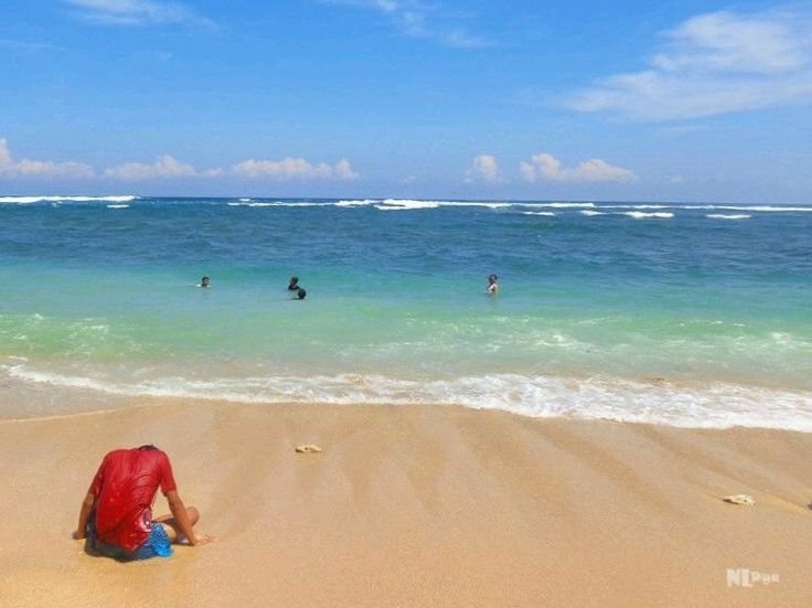 Balekambang beach, Indonesia