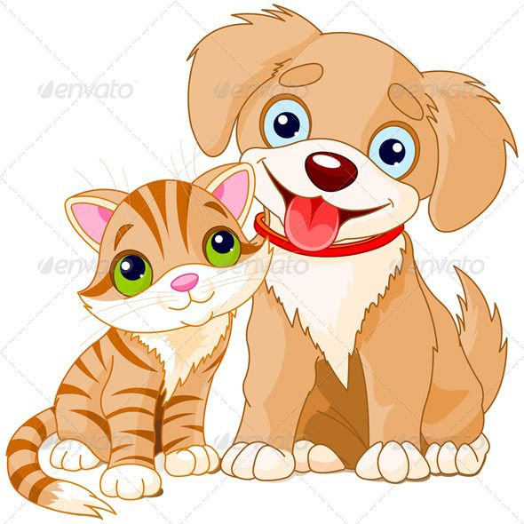 Realistic Graphic DOWNLOAD (.ai, .psd) :: http://jquery.re/pinterest-itmid-1008594808i.html ... Dog and Cat Together ...  animal, art, artworks, cartoon, cat, clip, couple, cute, dog, domestic, drawing, friendship, hug, illustration, kitten, love, pair, pets, picture, puppy, royalty-free, sitting, smile, together, vector, young  ... Realistic Photo Graphic Print Obejct Business Web Elements Illustration Design Templates ... DOWNLOAD :: http://jquery.re/pinterest-itmid-1008594808i.html