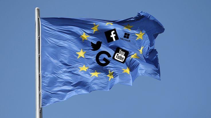 """Unlike the United States, freedom of speech is not a fundamental right in Europe, and the EU has hate speech laws that it wants to enforce online. The European Union defined hate speech in this code as """"all conduct publicly inciting to violence or hatred directed against a group of persons or a member of such a group defined by reference to race, colour, religion, descent or national or ethnic origin."""" Gender and disability aren't covered, but religion is: hate speech laws are bullshit."""