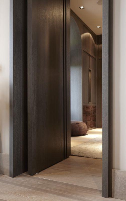 """La Ligne"" Doors by Marcel Wolterinck for Bod'or"