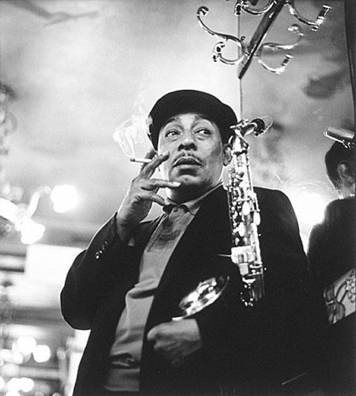 Johnny Hodges July 25,1906  Johnny Hodges was born. He was a jazz saxophonist know for his solo work with Duke Ellington's Big Band. He passed away in 1970 at age 63.