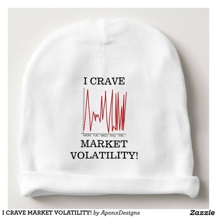 I CRAVE MARKET VOLATILITY!
