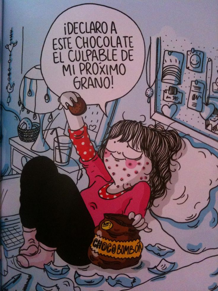 Nina de Agustina Guerrero ♥ Humor in Spanish is the best way to learn Spanish language! Repin for later!