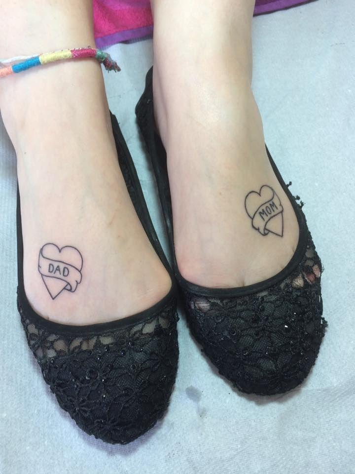 FARBREIZ Tattoo & Art www.farbreiz-tattoo.de claudia@farbreiz-tattoo.de  #mom #dad #tattoo