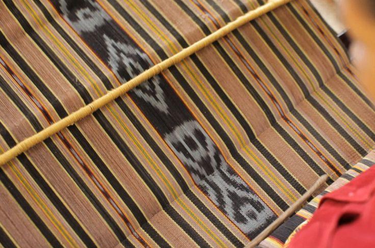 Fair Futures supports textile weavers in Timor-Leste. Weaving Plant Dyed Textiles. #weavingfairfutures - - - #weavingfairfutures #shop #handwoven #cotton #handmade #handcrafted #naturaldye #plantdye #fairtrade #textiles #volunteer #ngo #timorleste #melbourne #womensupportwomen #womenempowerment