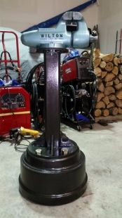 Vise Stand
