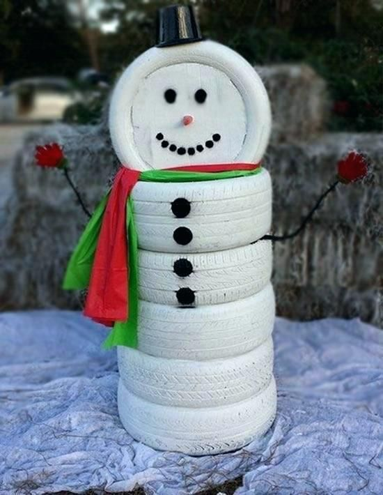 Outdoor Snowman Christmas Decorations - Celebration All about | ideas Pinterest