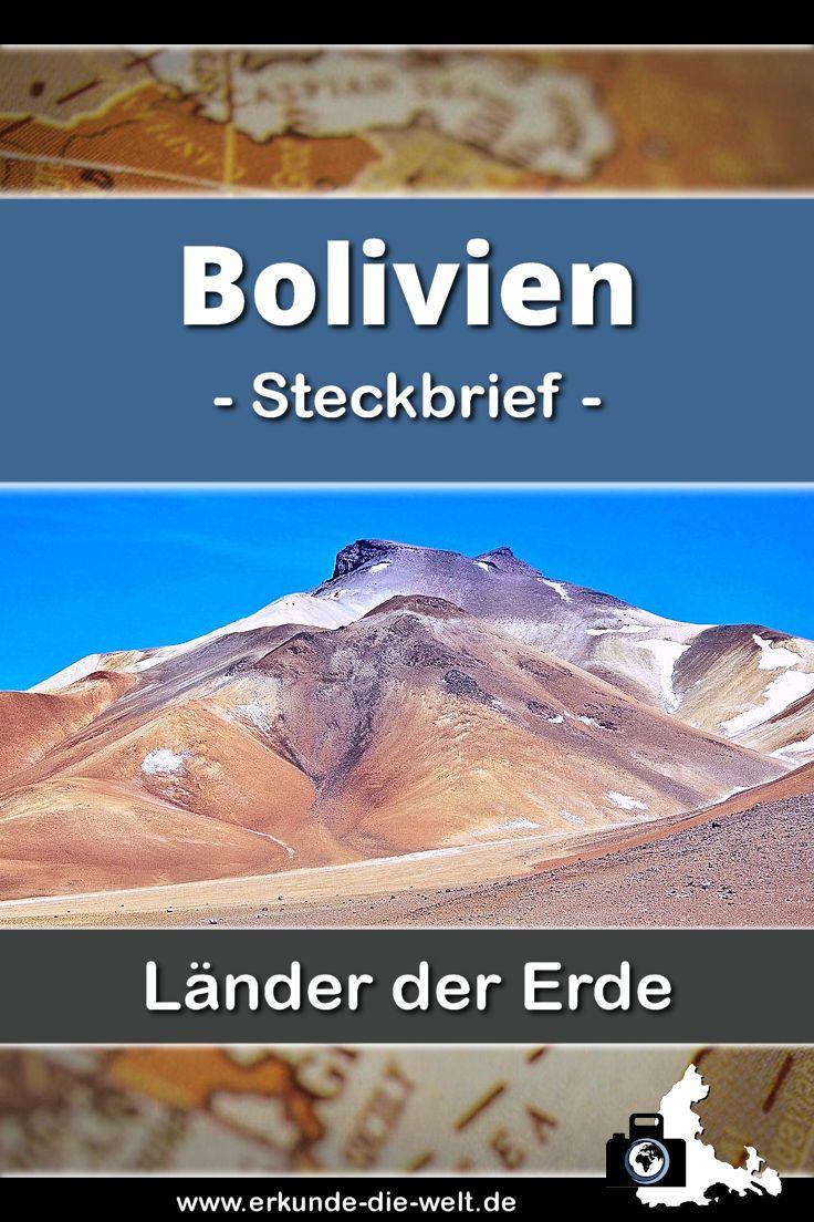Alles Wissenswerte und Spannendes über Bolivien in einem übersichtlichen und kompakten Steckbrief - Tipps für Ausflüge, Hinweise zu landestypischen Gerichten, Sehenswürdigkeiten und Informationen zum besten Reisewetter inklusive!