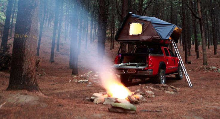 1255 Best Pickup Truck Camping Images On Pinterest Truck