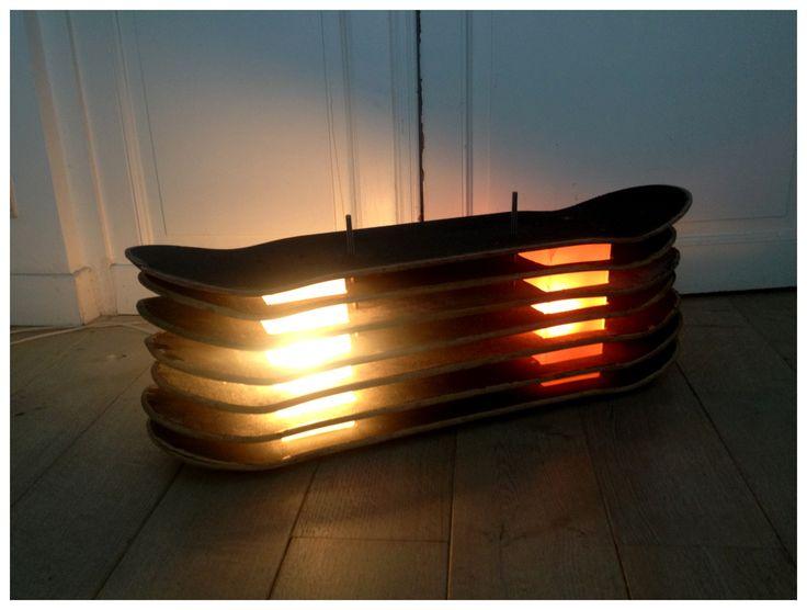 Skateboard Lamps 129 best diy longboard ideas images on pinterest | longboards