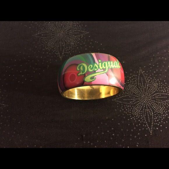 DESIGUAL BANGLE BRACELET DESIGUAL BANGLE BRACELET Desigual Jewelry Bracelets