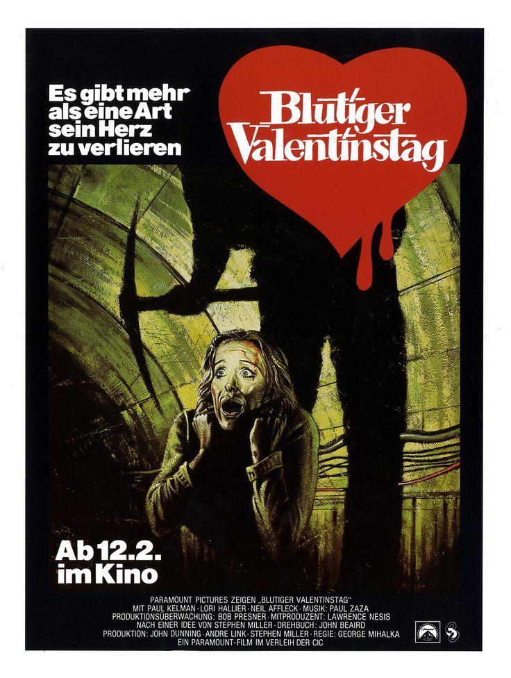 My Bloody Valentine (1981) (Germany)