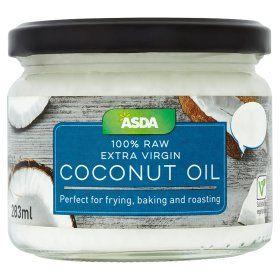 ASDA Extra Virgin Coconut Oil