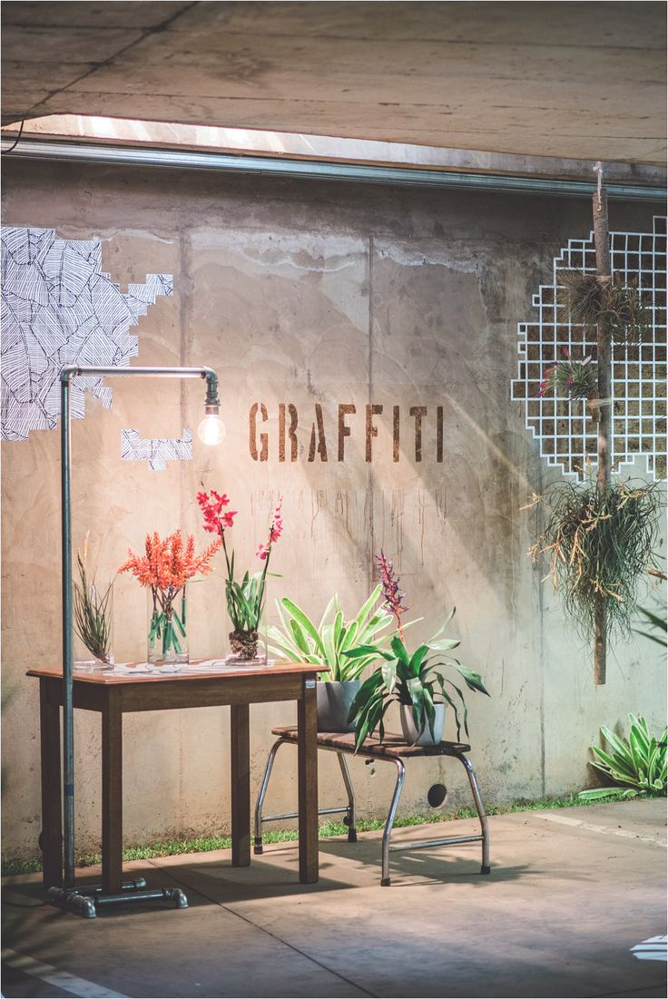 #Graffitigarden #HOMEMAKERS_Expo 2015 Pretoria