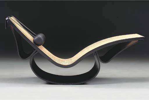 Rio Chaise by Oscar Niemeyer, 1978.