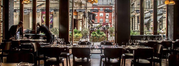 Heddon Street, Gordon Ramsey's restaurant - bar, brunch, restaurant