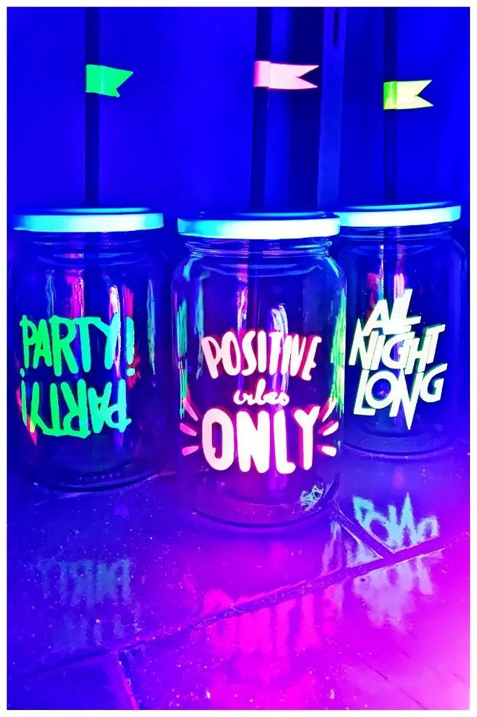 frascos vasos tragos frases tazas chops personalizados fluo