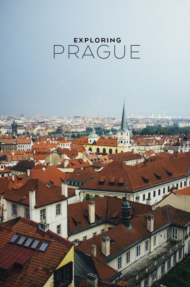 In contrast to my trip to Copenhagen, I fell in love quickly with Prague. I visited back in July...