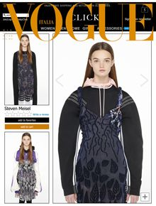 Take a look to Holly Fulton Spring Summer 2015 Ready-To-Wearcollection: the fashion accessories and outfits seen on Londra runaways.