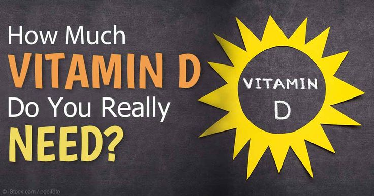 IOM posits that a vitamin D serum level of 20 ng/ml is adequate, but researchers believe that this may be too low.