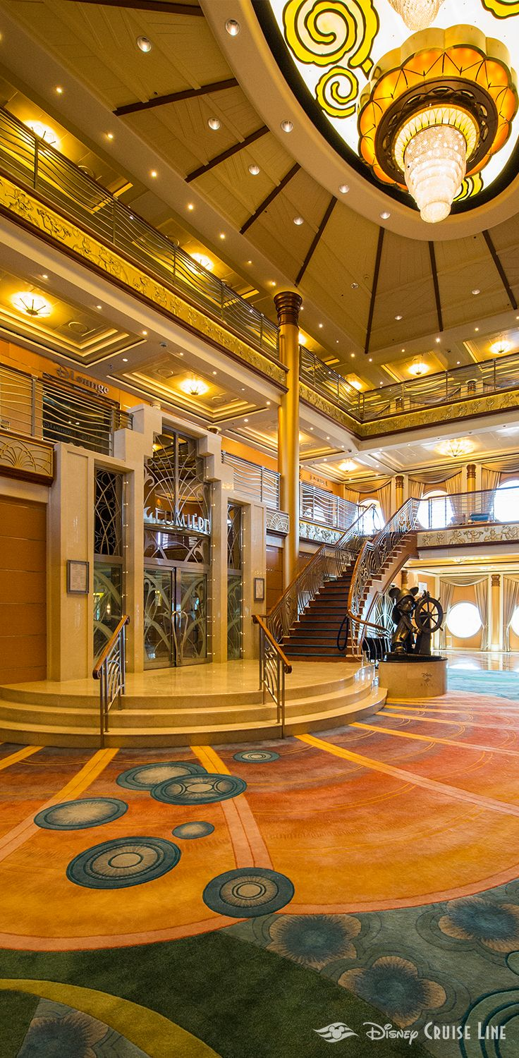 Designed with your entire family in mind, the Disney Magic combines classic nostalgia and modern amenities with Disney's signature service. Step aboard for spacious staterooms that ensure everyone's comfort. Get lost in original Broadway-quality entertainment. Indulge in first-rate dining. From bow to stern, set sail for unforgettable storytelling that only Disney could bring to life. Click to learn more.