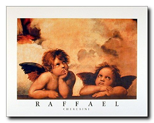 Simply Awesome! This beautiful little angel's wall poster will bring a sense of religious accents on your wall. This wall poster look gorgeous and you will definitely love this poster at every moment you look at it. This poster depicts the image of two little angels sitting together and thinking about something which is sure to grab lot of attention. It will be a perfect addition to any space and goes well with all décor style. Get up, order this wonderful poster today and enjoy your…