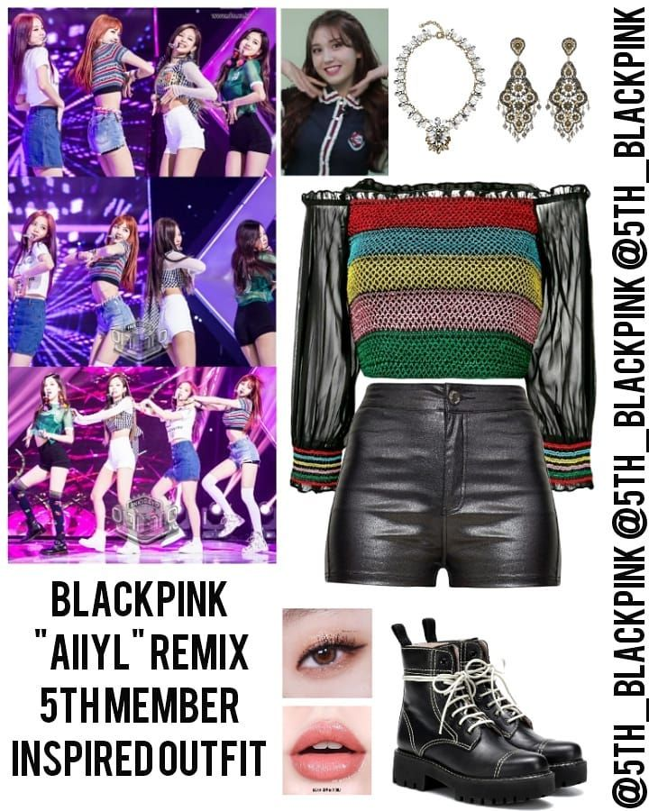 Blackpink As If It S Your Last Remix Ver Special Stage