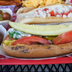 Short Leash Hot Dogs is challenging readers to submit their most creative and interesting hot dog topping combinations. It's all in honor of National Hot Dog Day on July 23, when Short Leash.