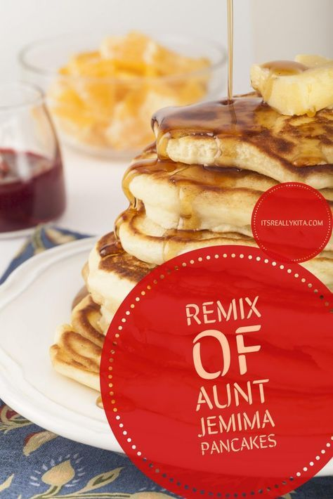 Who doesn't love a good pancake? I prefer to make them from scratch but time doesn't allow me to do that often. What do I do? Take the box of Aunt Jemima and remix it. I do love Hungry Jack pancake mixes but when it comes to this recipe Aunt Jemima is the best. 3/4 …