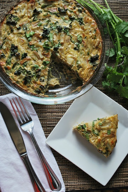 Guinness Braised Onion And Aged White Cheddar Quiche Recipes ...