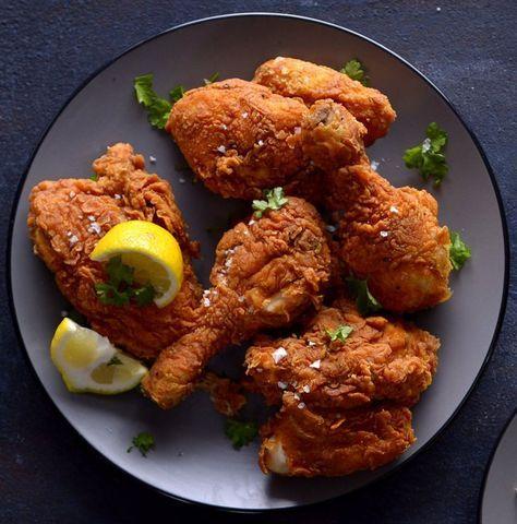 Smažené kuře z Kentucky , Foto: Marek Kučera