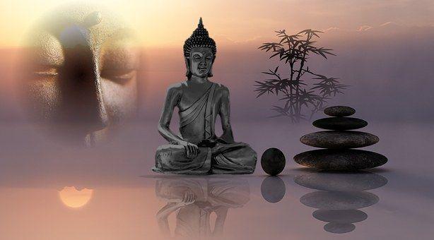 Boeddha, Saldo, Sereniteit